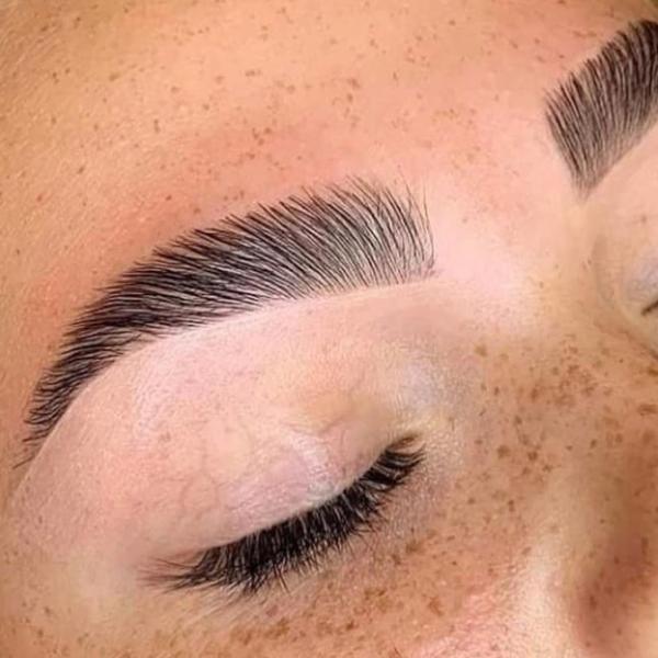 Heather Dyck Beauty Eyebrow Lamination 2